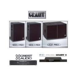 Location sono granit 600 800 1200 1600 watts
