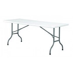 Location table pliante plastique