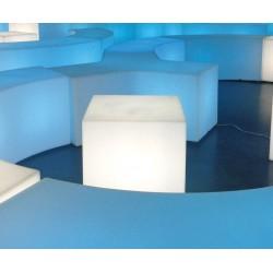 Location meuble lumineux Slide Kubo