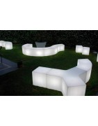 Location d'assises lumineuses pour soirées festives en Bourgogne