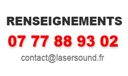 Contacter lasersound événementiel en Bourgogne